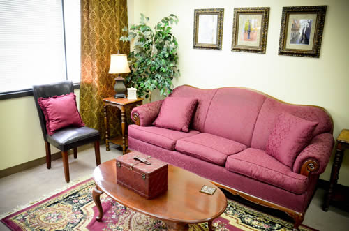 Family Therapy Room 1 - Bethany Counseling Center